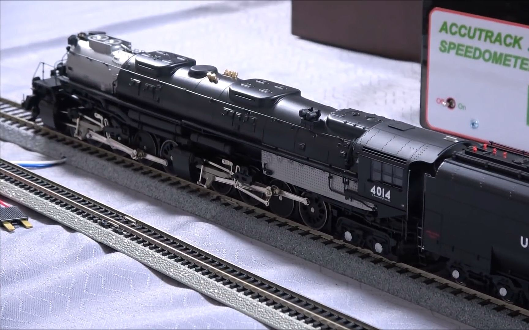 评测- Trix HO Big Boy #4014, Most Accurate Excursion Model Yet_ 4-8-8-4