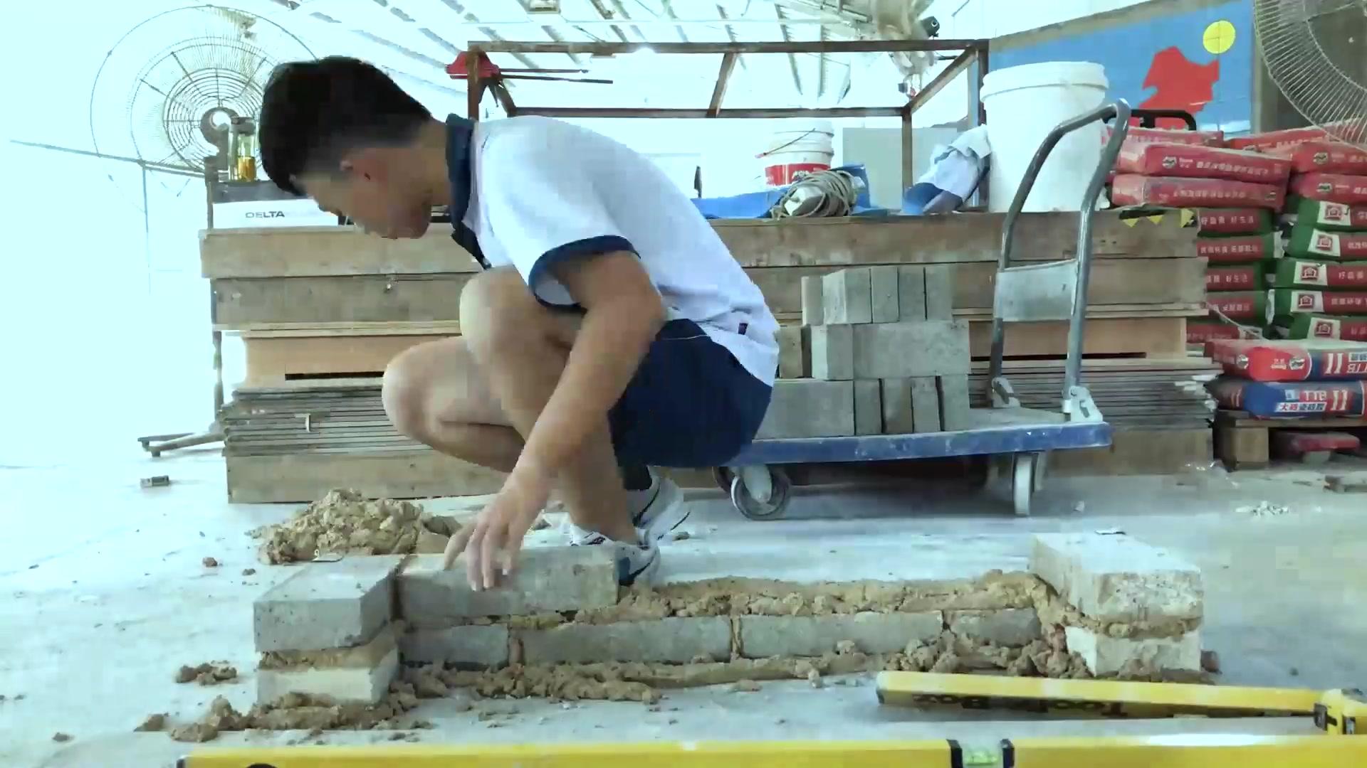 微电影大赛   《砌筑人生》广州市建筑工程职业学校