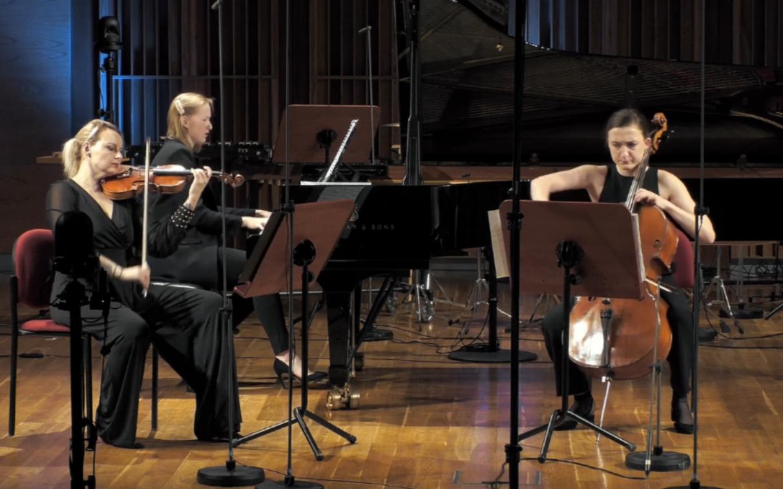 肖斯塔科维奇-e小调第二钢琴三重奏·小提琴 大提琴 Shostakovich - Piano Trio No. 2 in E Minor, Op. 67