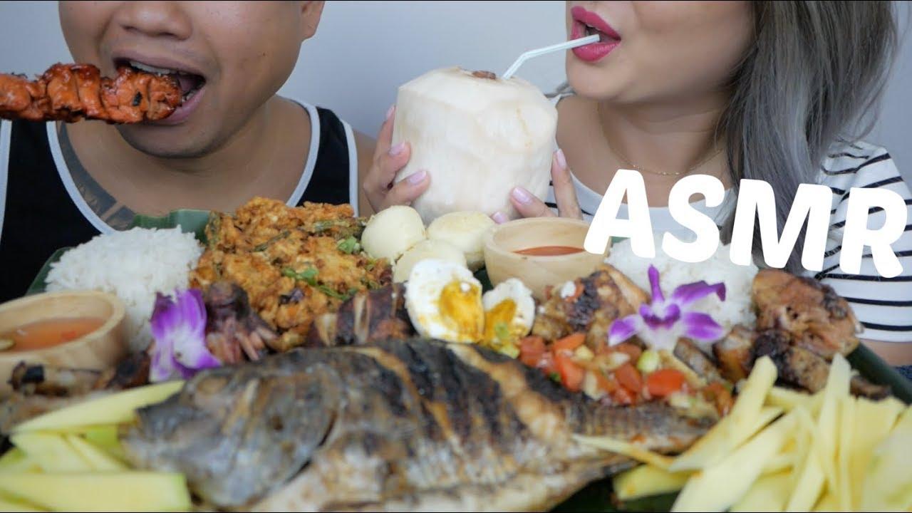 【N.e】菲律宾人与丈夫木邦共进晚餐*不说话吃东西的声音不,我们吃吧(2019年8月25日9时16分)