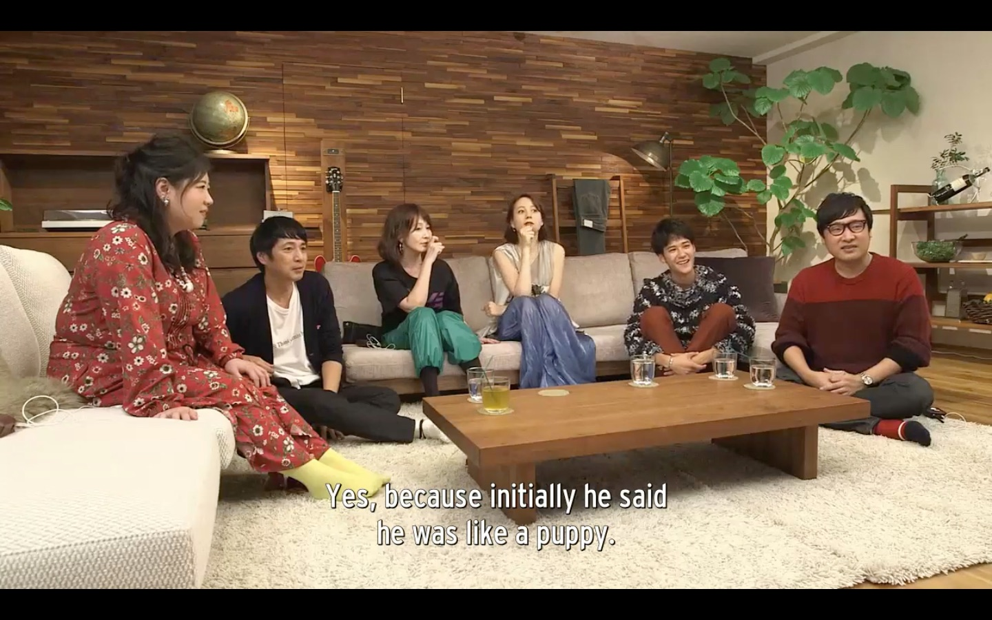 Bilibili for Terrace house episode 1