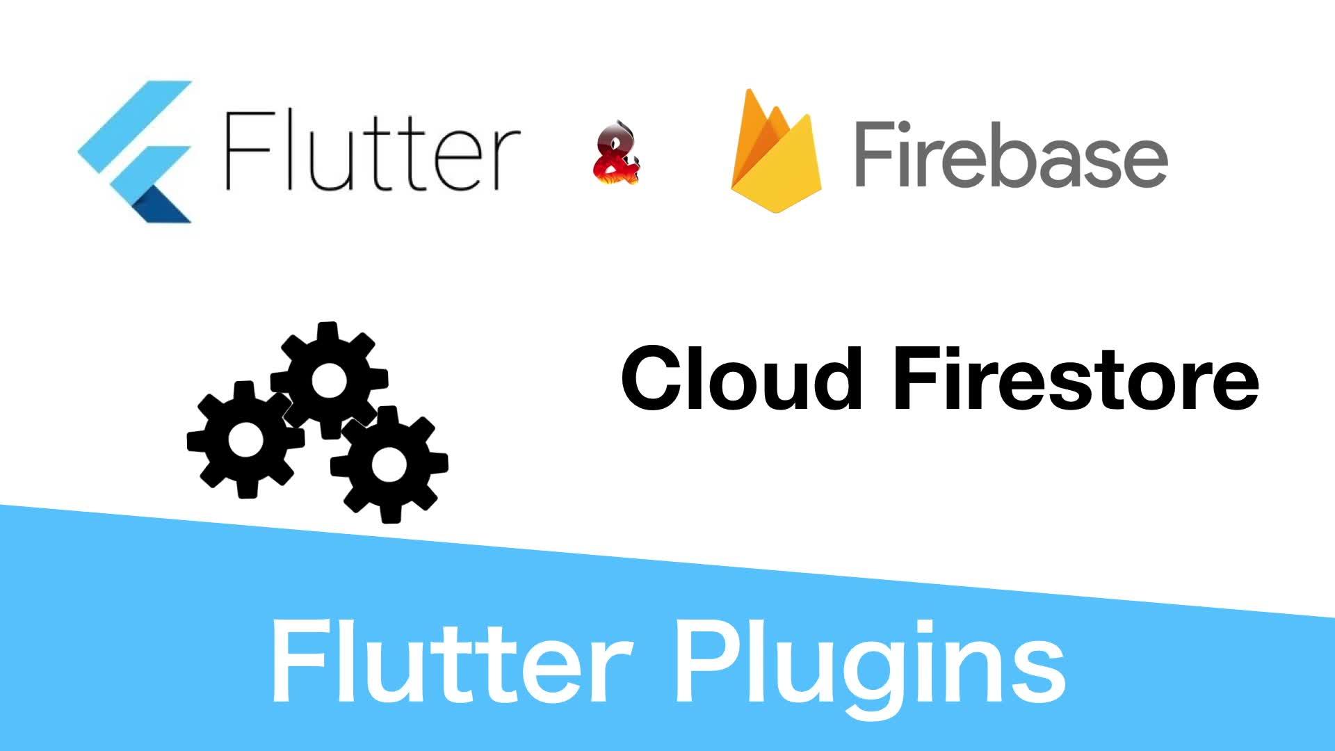 Flutter 教學教程基礎篇(17) Cloud Firestore of Firebase_哔哩