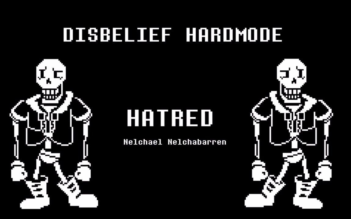 Disbelief Hardmode Full Ost!_哔哩哔哩 (゜-゜)つロ 干杯~-bilibili