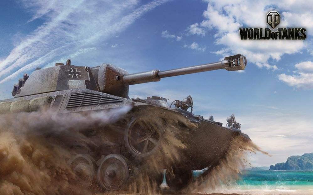 【KMM.Alan.F/德系】《坦克世界闪击战》SPIC日常
