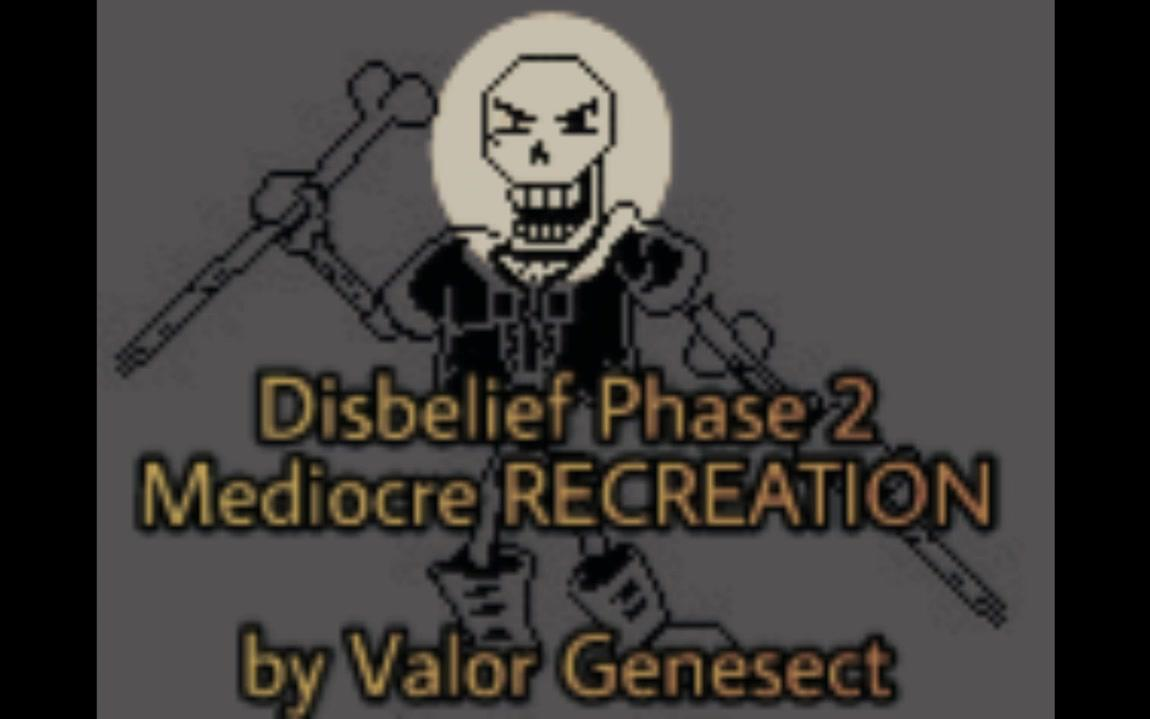 [900 Subscriber SPECIAL] - Disbelief Phase 2 Mediocre RECREATION (Read Descripti