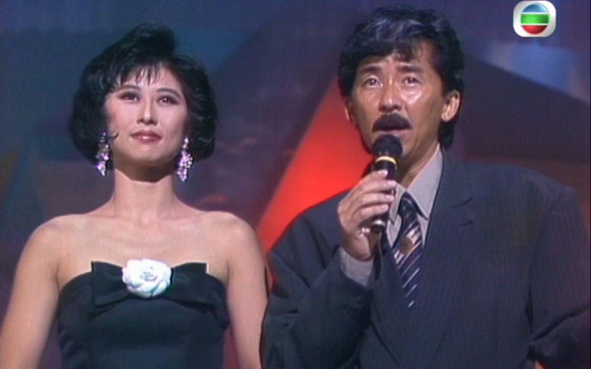 【1080P高清】最养眼最震撼的现场!叶倩文&林子祥1987年香港小姐决赛LIVE完整版