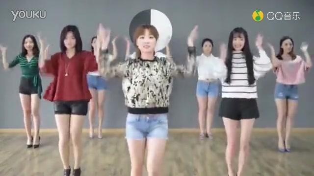 舞蹈视频-大王叫我来巡山 --美女自拍 (饭制版)