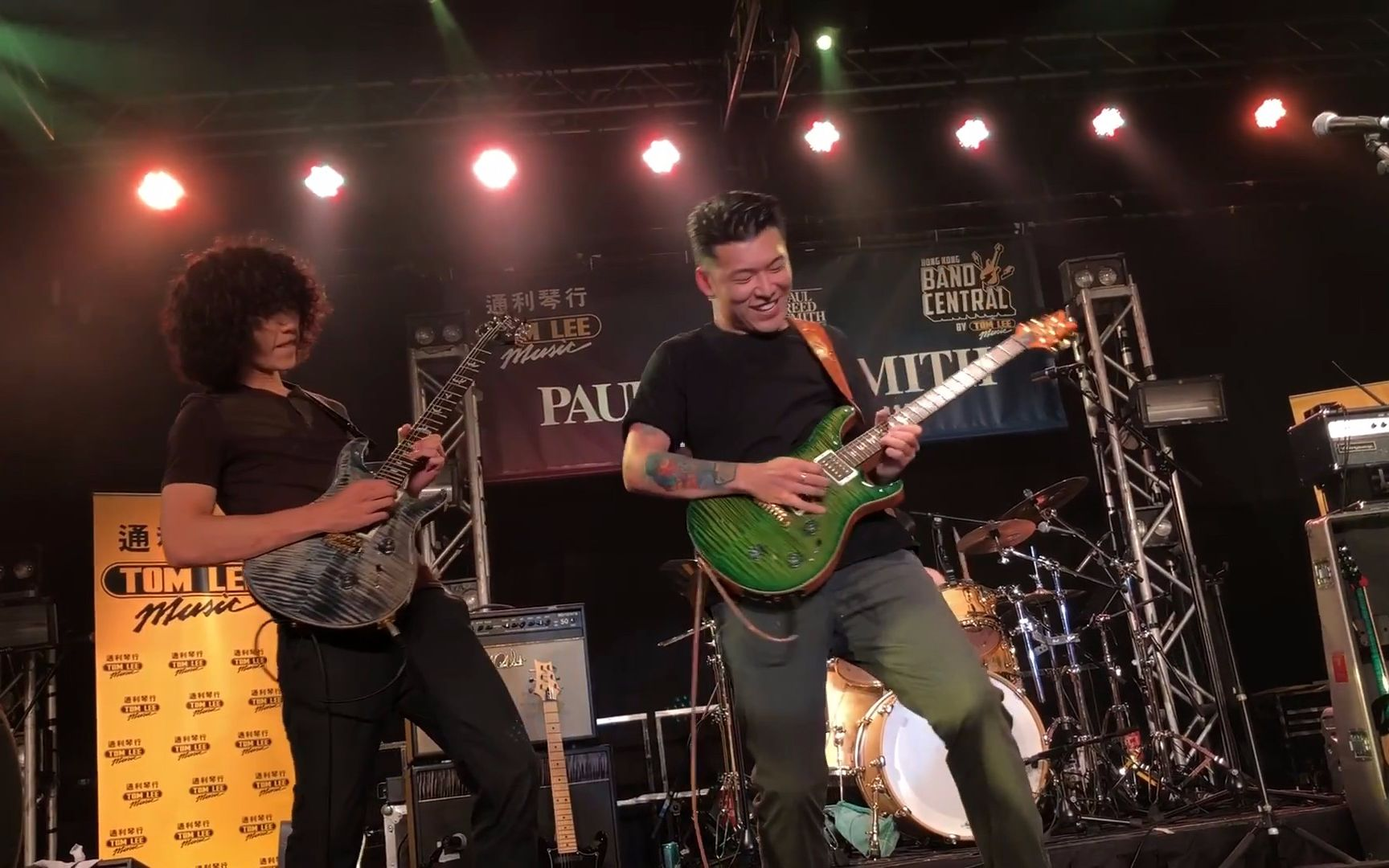 瞿俊僖 (Jason Kui) - Morning Breeze (Paul Reed Smith Live in Hong Kong)