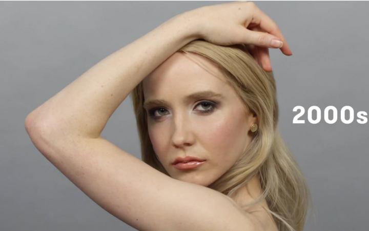 时尚资讯_【百年之美】俄罗斯女性妆容演变史_资讯_时尚_bilibili_哔哩哔哩