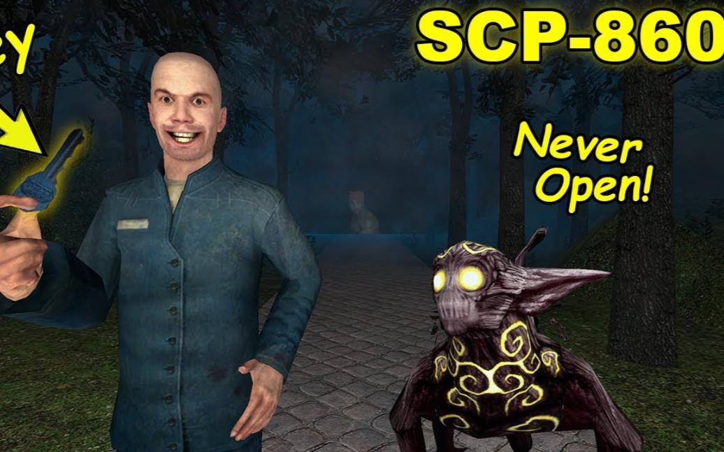 搞笑动画视频短片_【SCP基金会搞笑动画短片】永远不要用钥匙打开scp-860_哔哩哔哩 ...