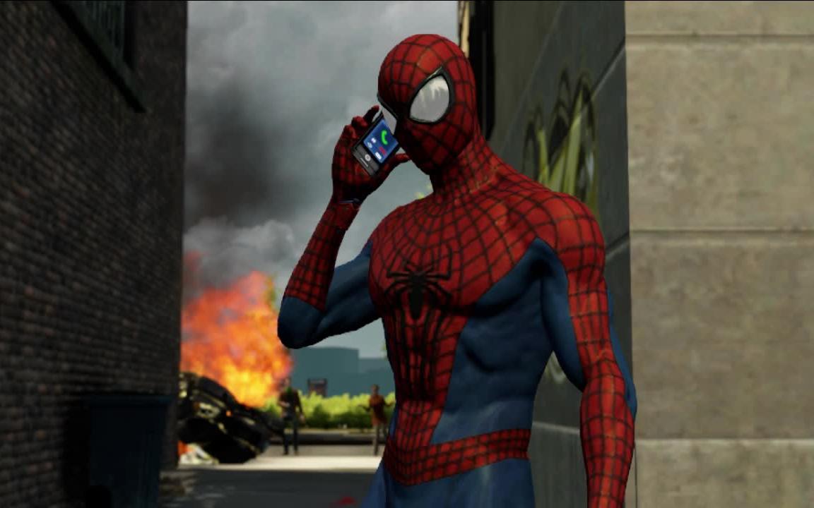超凡 蜘蛛 侠 2 破解 版