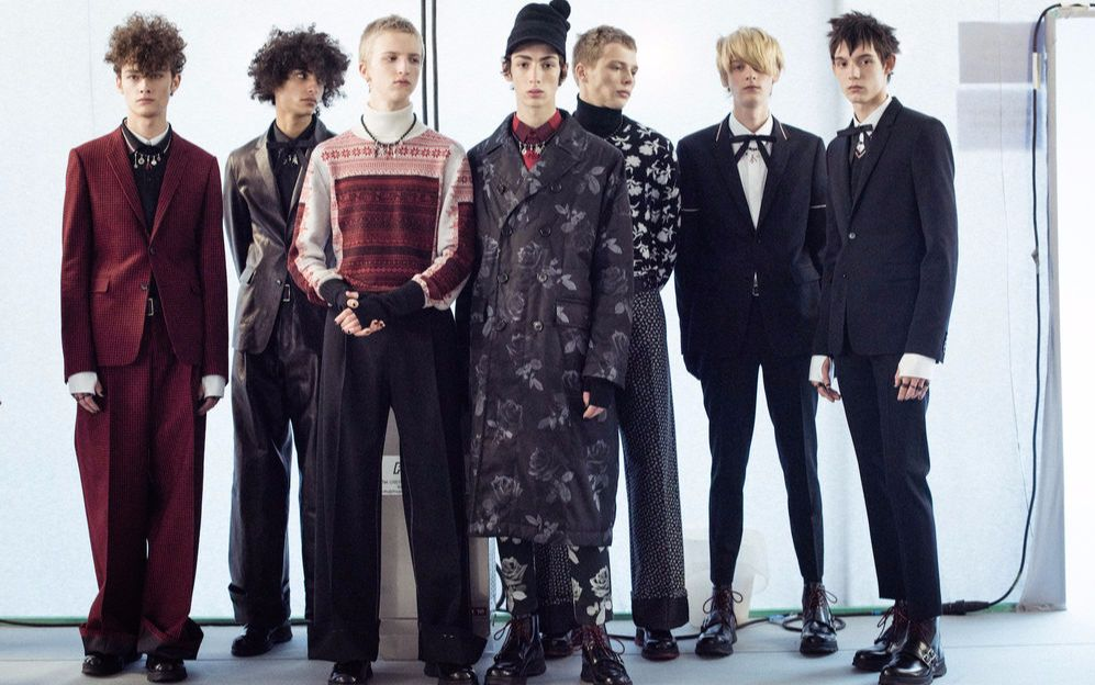 【1080p完整版】dior homme film f/w16 by willy vanderperre