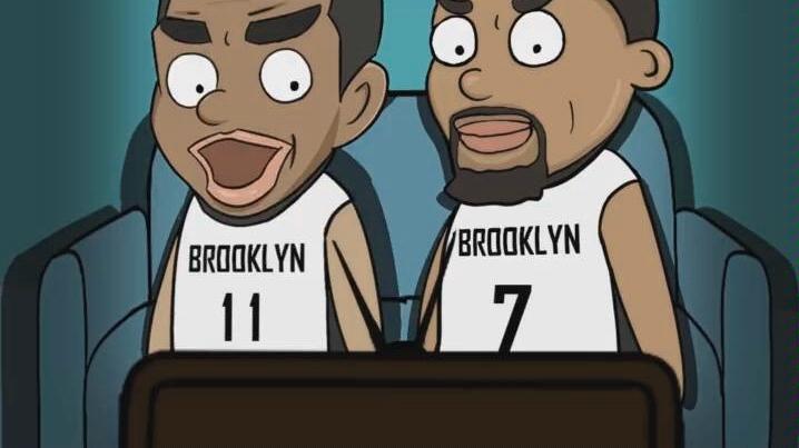 爆笑篮球动漫22之雄鹿vs湖人