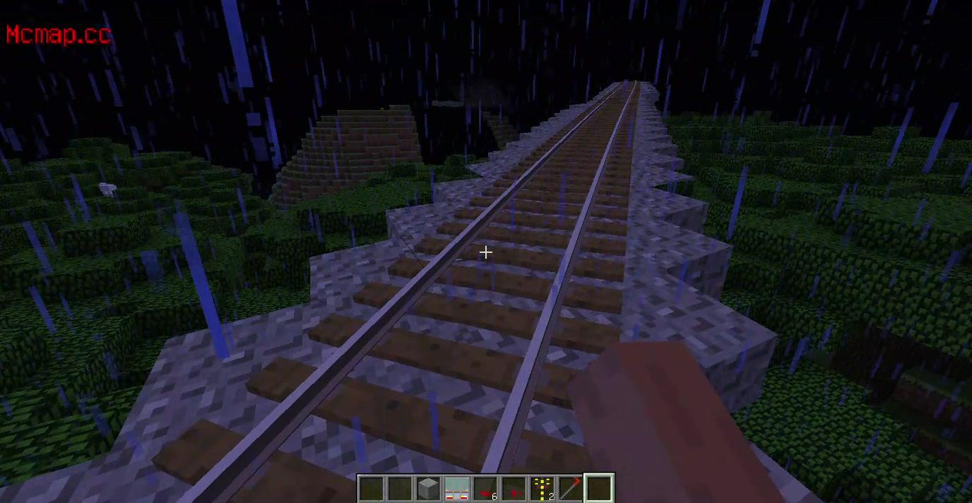 Minecraft刺激火车2_哔哩哔哩 (゜-゜)つロ 干杯~-bilibili