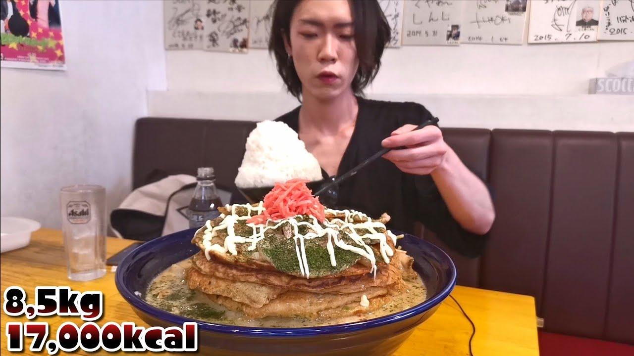 【耳机小哥】Okonomiyaki Ramen 8.5公斤vs Draco(2019年8月21日22时0分)