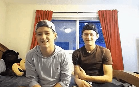 Tyler hill and evan parker