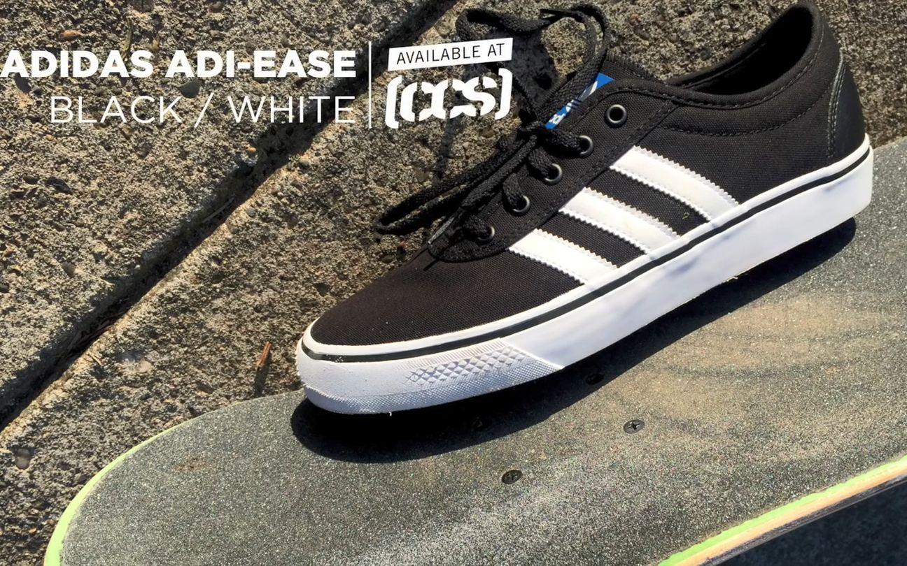 CCS】100 Kickflips in Adidas Adi Ease Shoes|英文字幕|滑板鞋