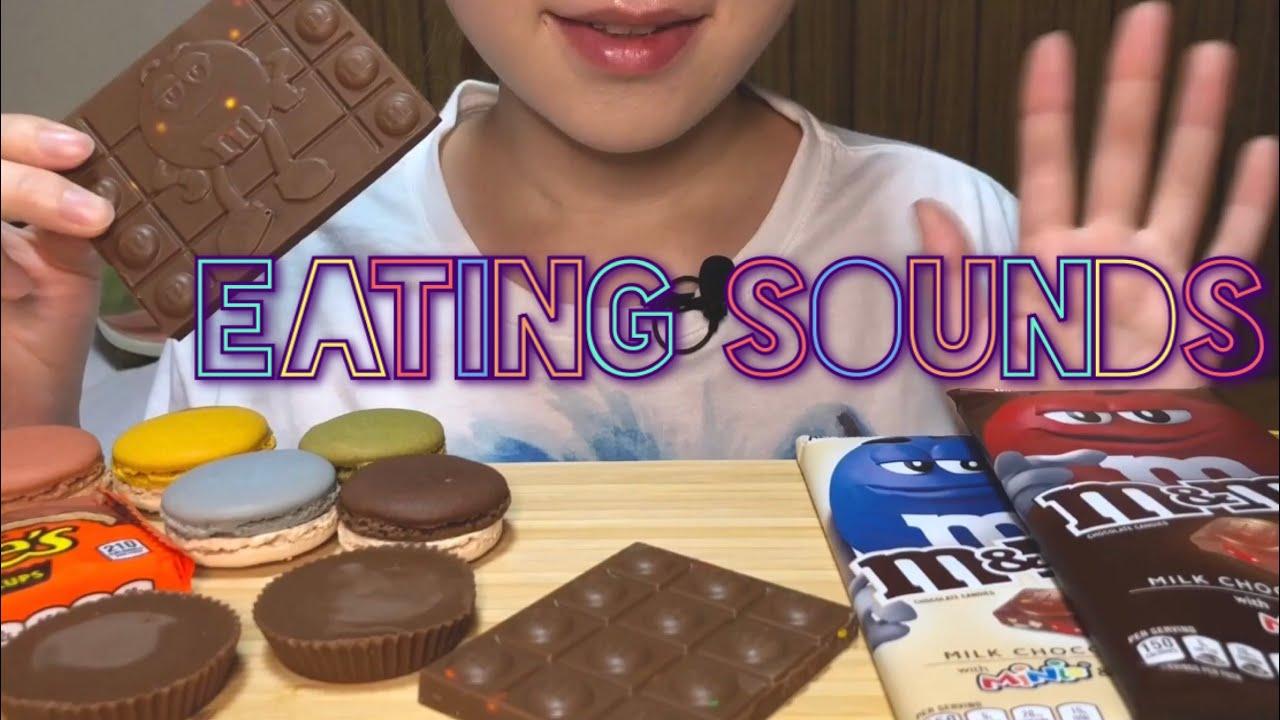 【limei】《吃的声音/不说话》M&M's!!里斯的!(2019年8月21日20时16分)