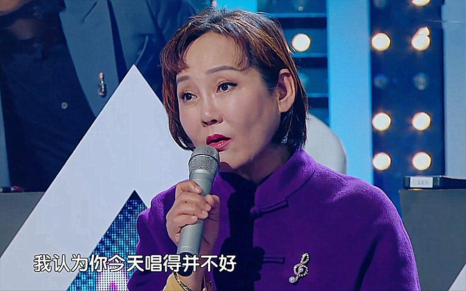 谭维维好听的歌_知名女歌手重回舞台,演唱成名曲遭评委贬低!被现场教唱 ...