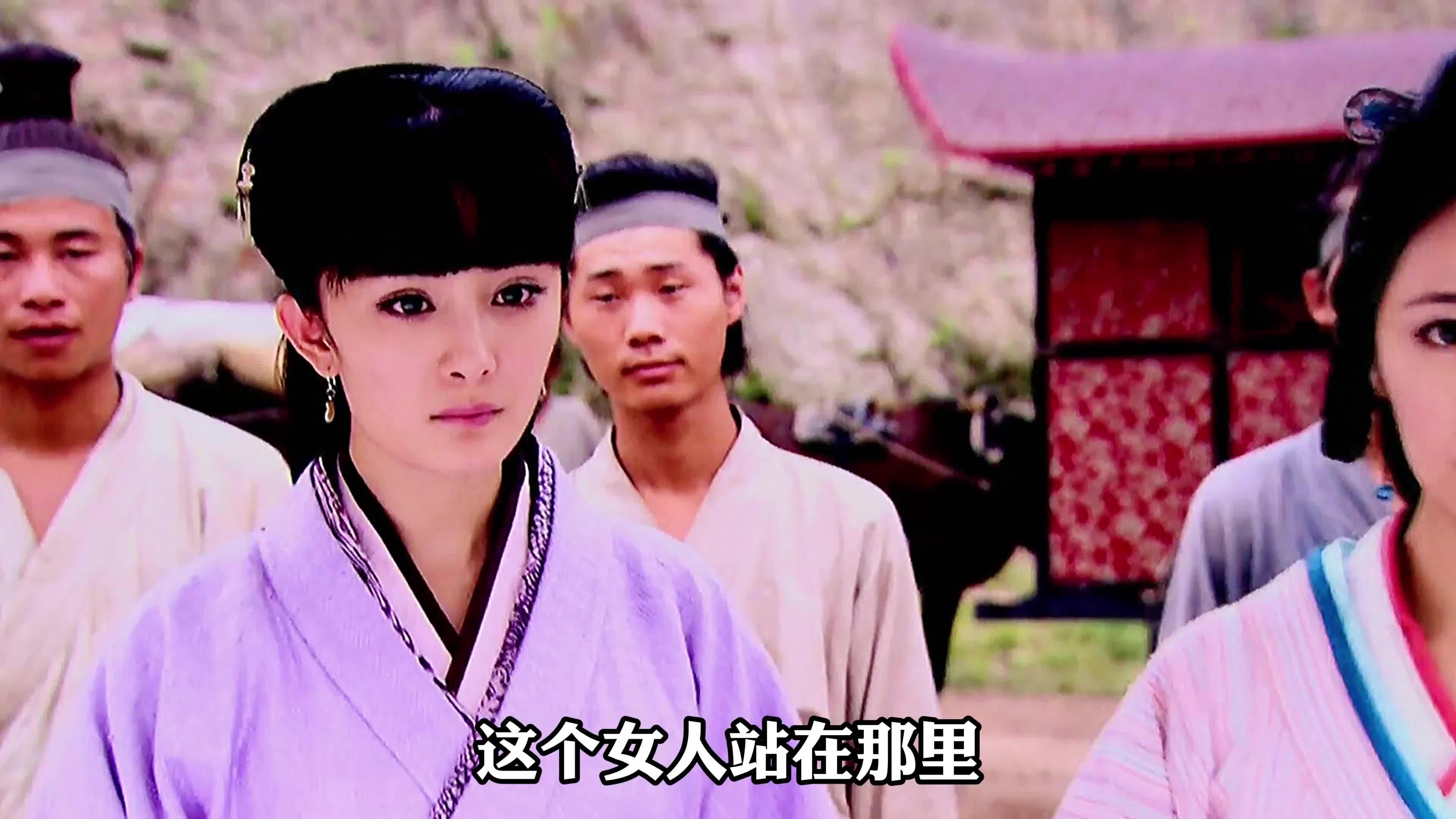 【13】宫女太美丽被蛮人看中,心上人将军霸气救美人!
