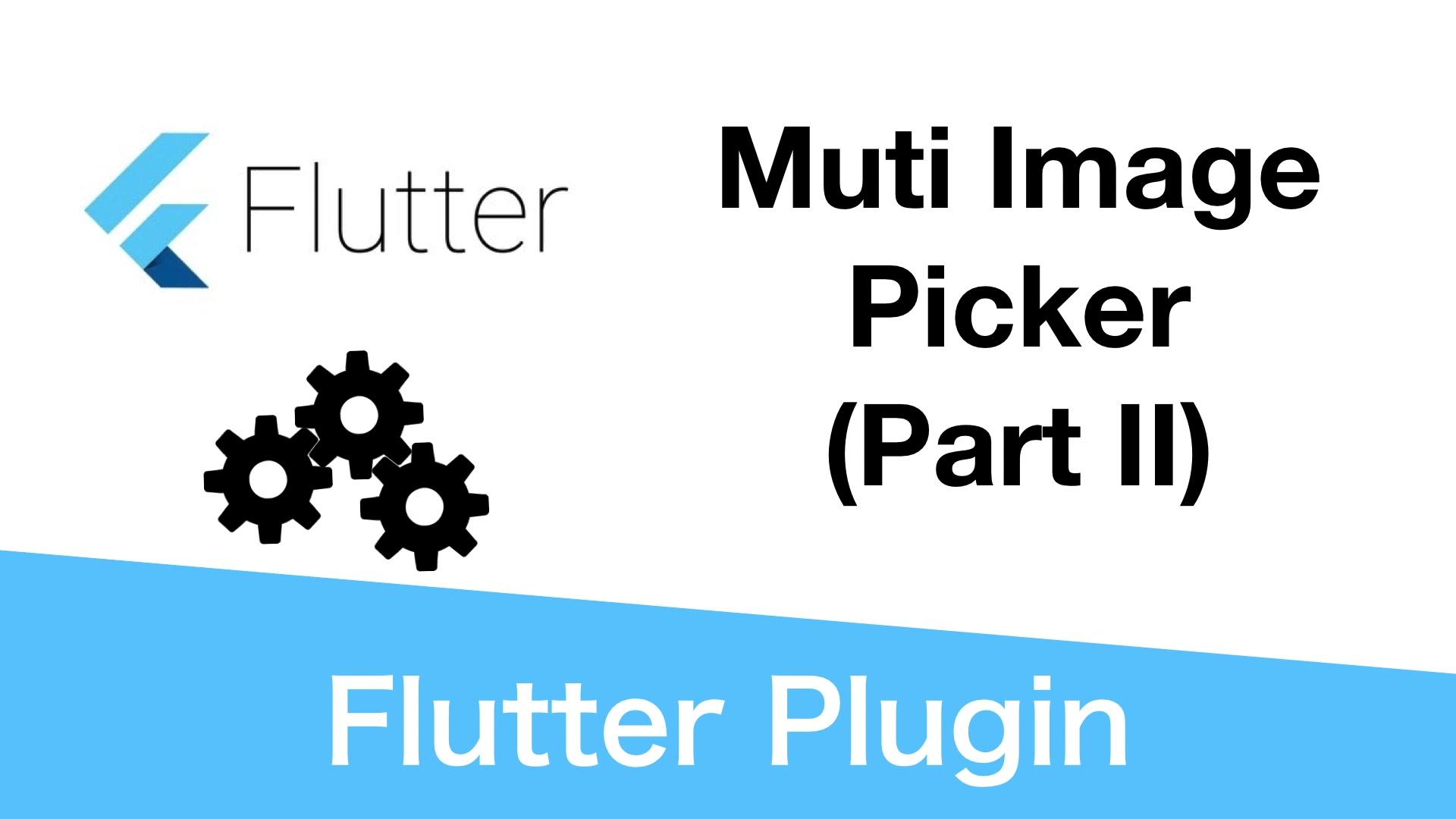 Flutter Picker
