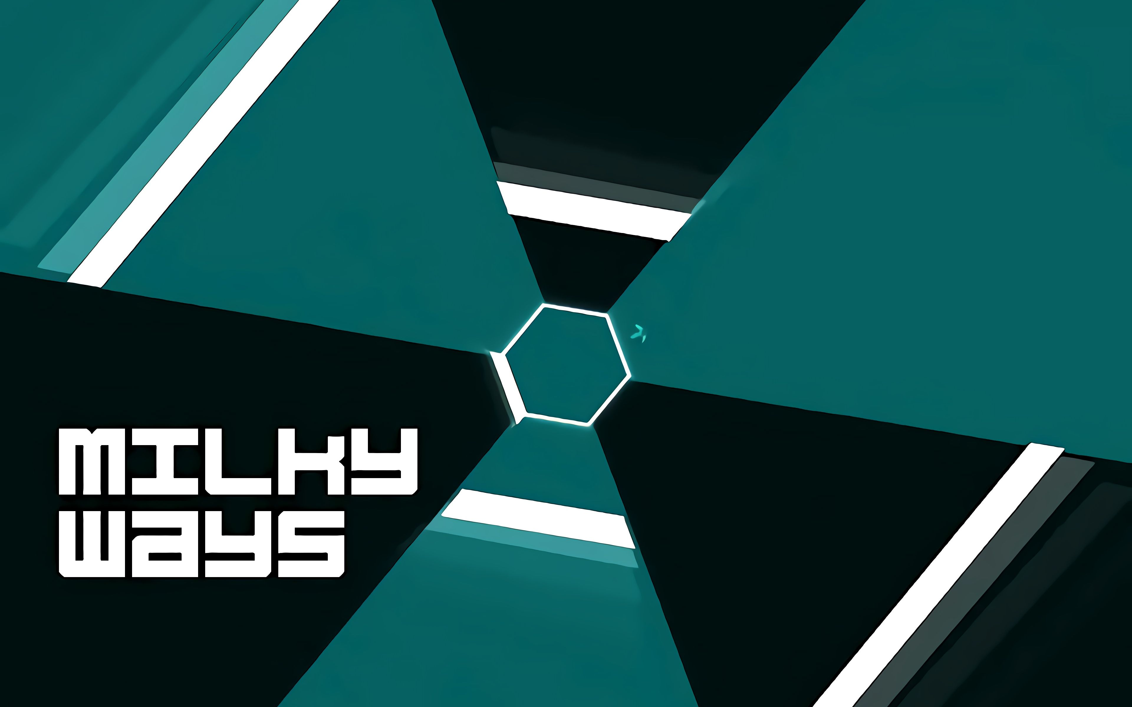 [NotITG Release] Milky Ways (Super Hexagon recreation !) - YouTube