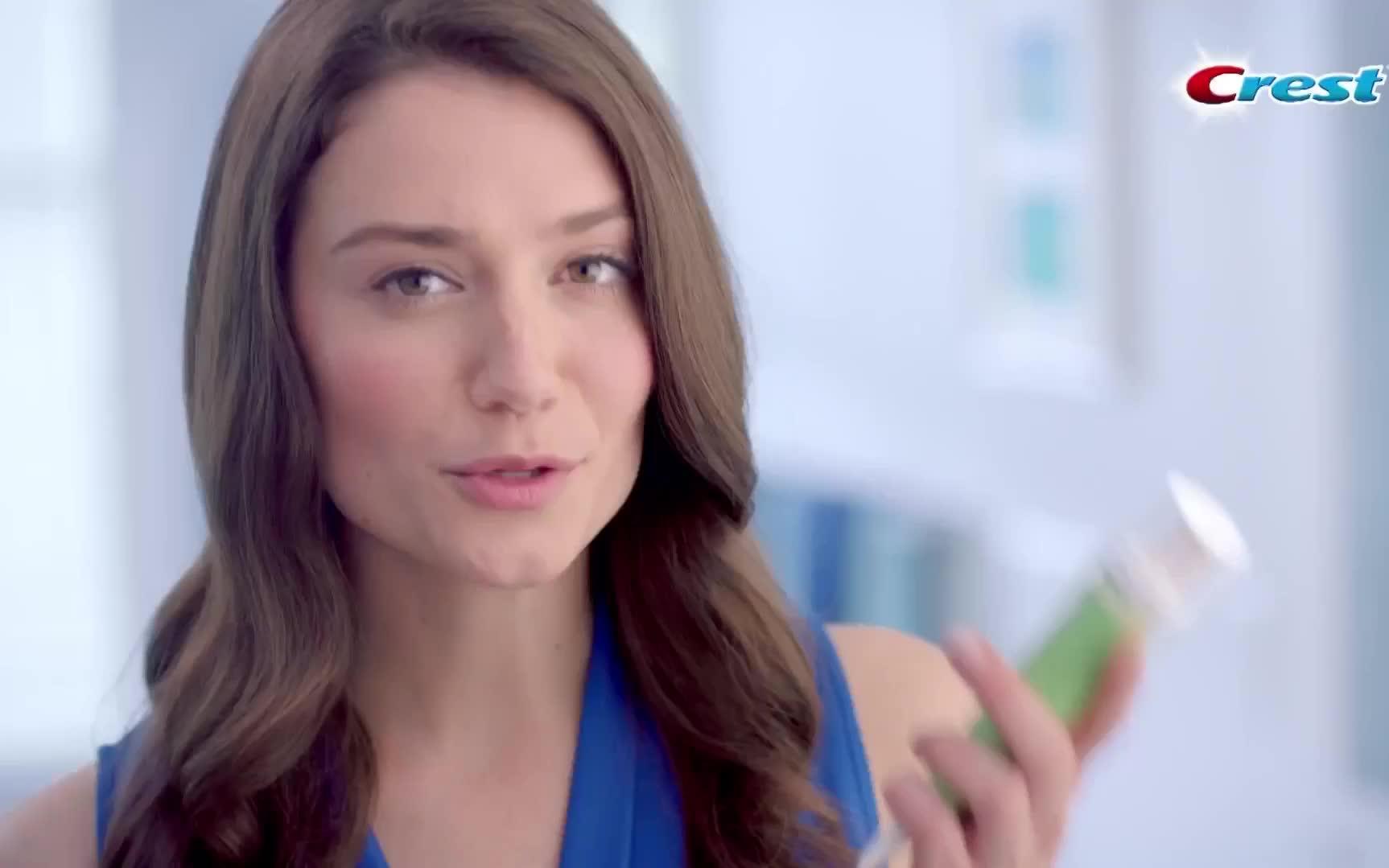 央视广告欣赏-佳洁士温和美白系列牙膏