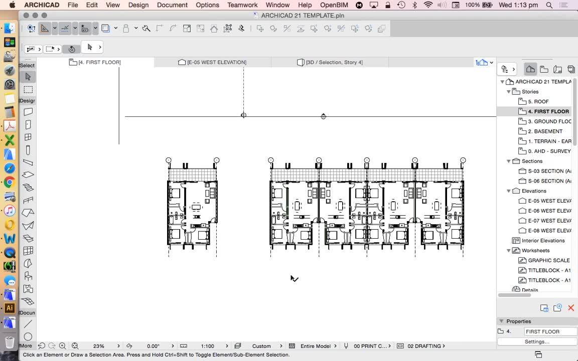 【YouTube转载】ArchiCAD 21 - tutorial part 25 - hotlinked modules热链接模块_哔哩哔哩  (゜-゜)つロ 干杯~-bilibili