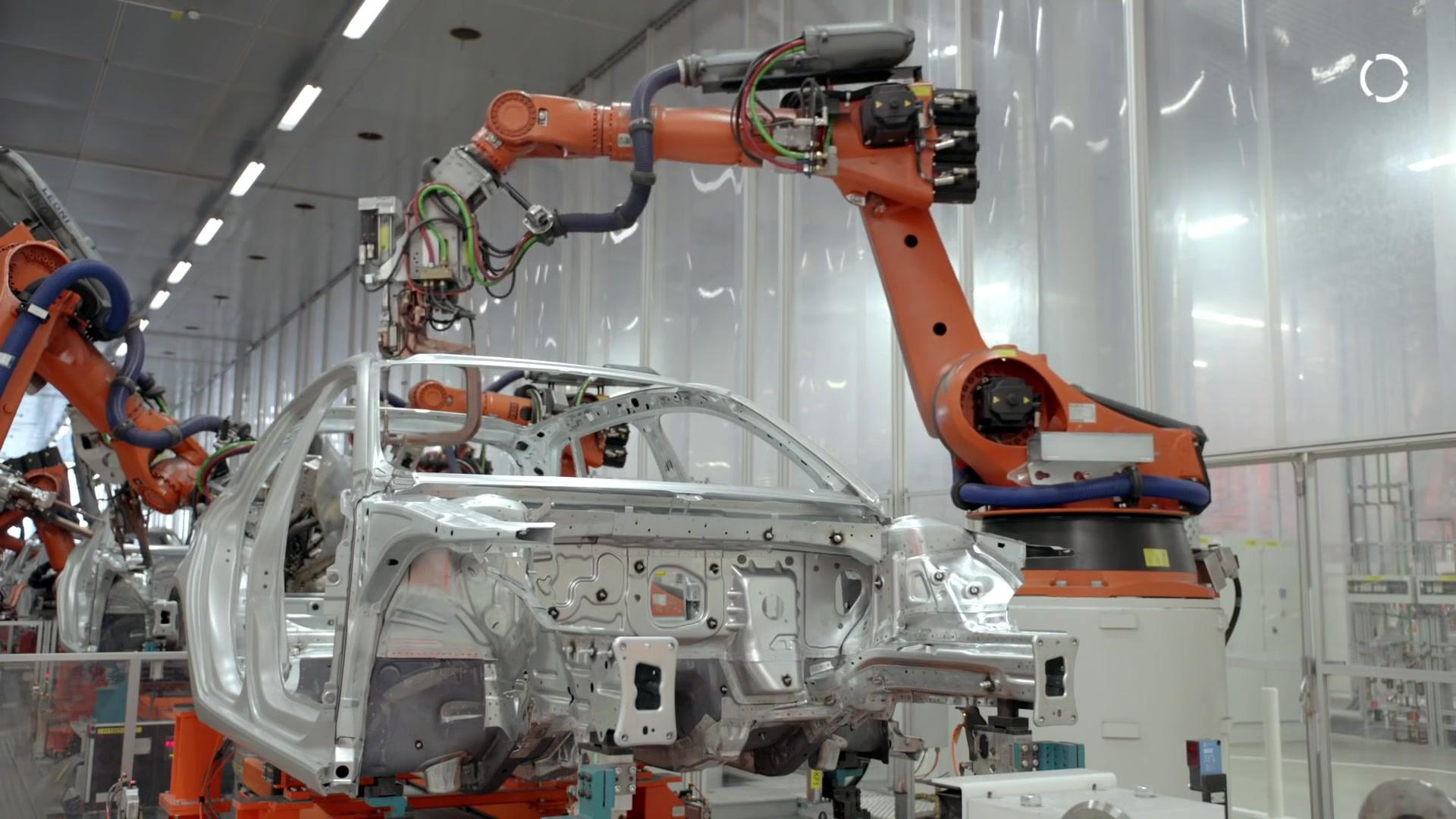 制造_【工业机械】德国柔性系统制造企业 KUKA(库卡)-库卡机器人的故事 ...