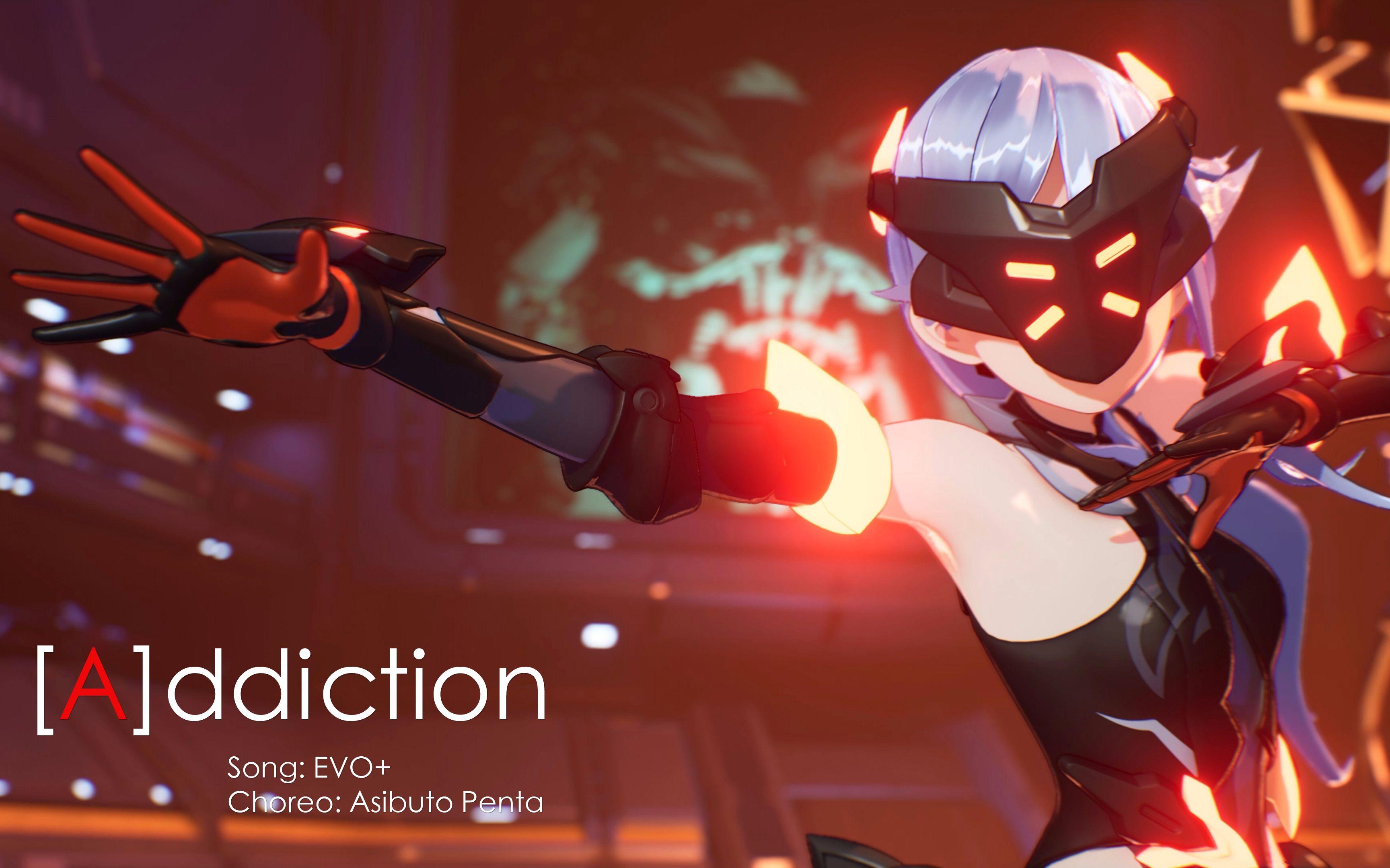 符華 · [A]ddiction【次世代卡通渲染】