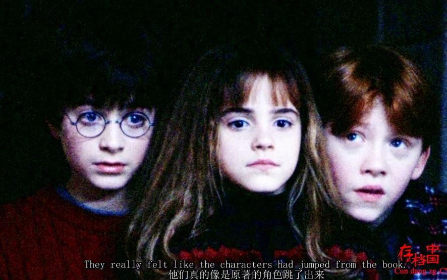 哈利波特纪录片《创造哈利波特的世界》720P 全8集 中文字幕