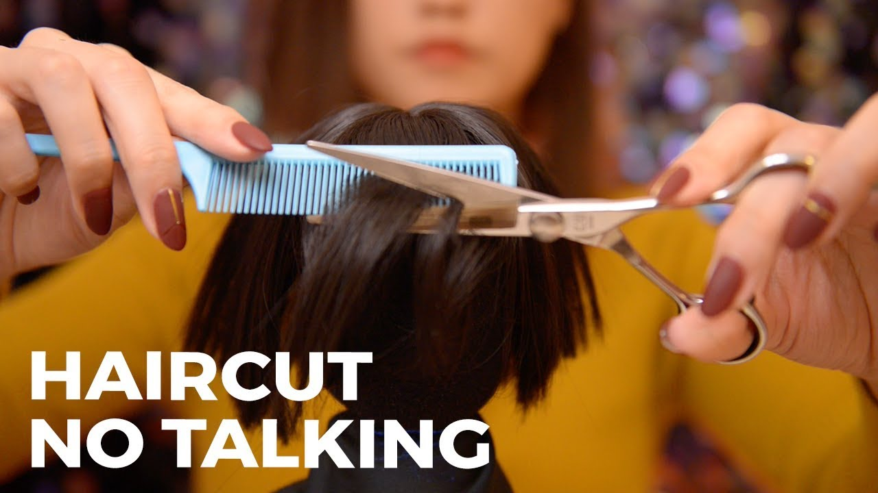 【Bakery】助眠写实发型头部按摩、剪刀和剪子(不说话)(2019年10月20日8时45分)