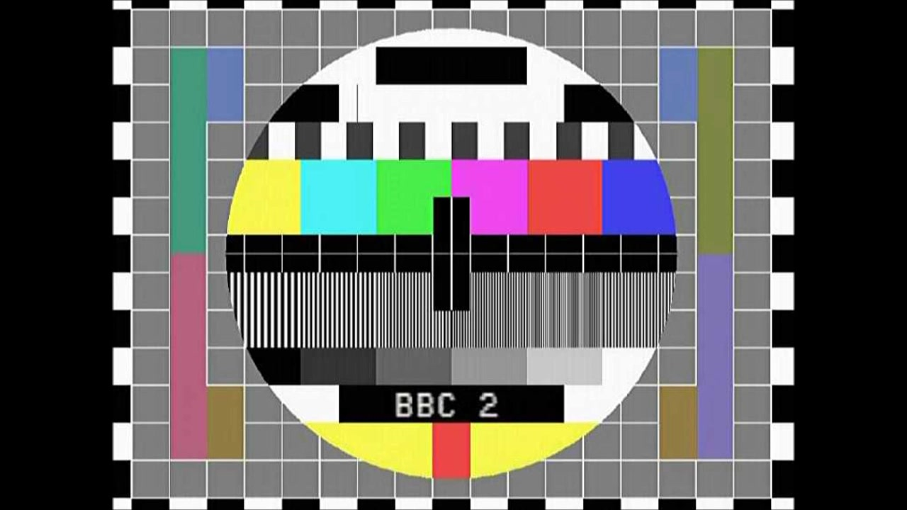 Hi' Livin' - Recreation Test Card (BBC1 September 198