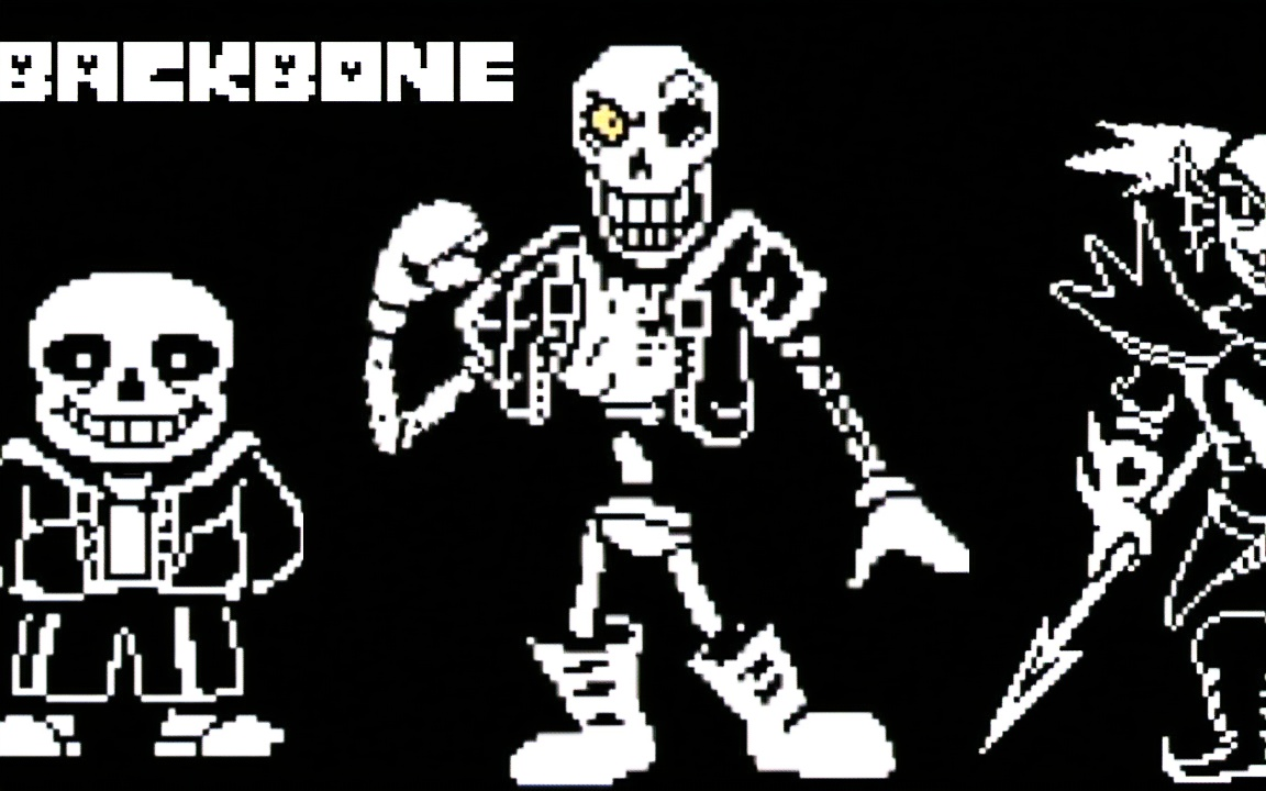 [Undertale Disbelief] Backbone (Recreation) 400 Subscriber Special
