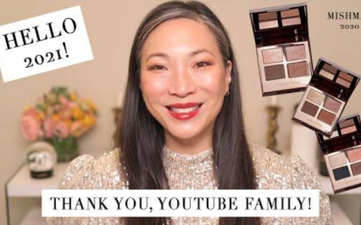 Michele Wang★NEW CHARLOTTE TILBURY Hollywood Flawless Eye Filter Luxury Palettes