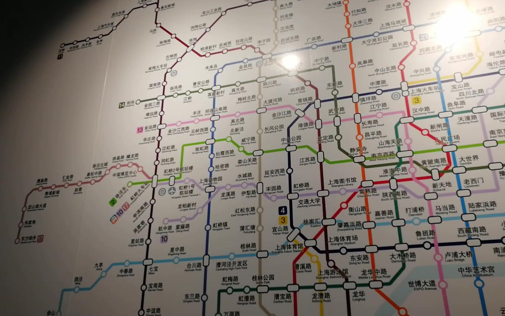 17号线规划图_【秦寰】上海地铁未来规划图(2020年)_哔哩哔哩 (゜-゜)つロ 干杯 ...