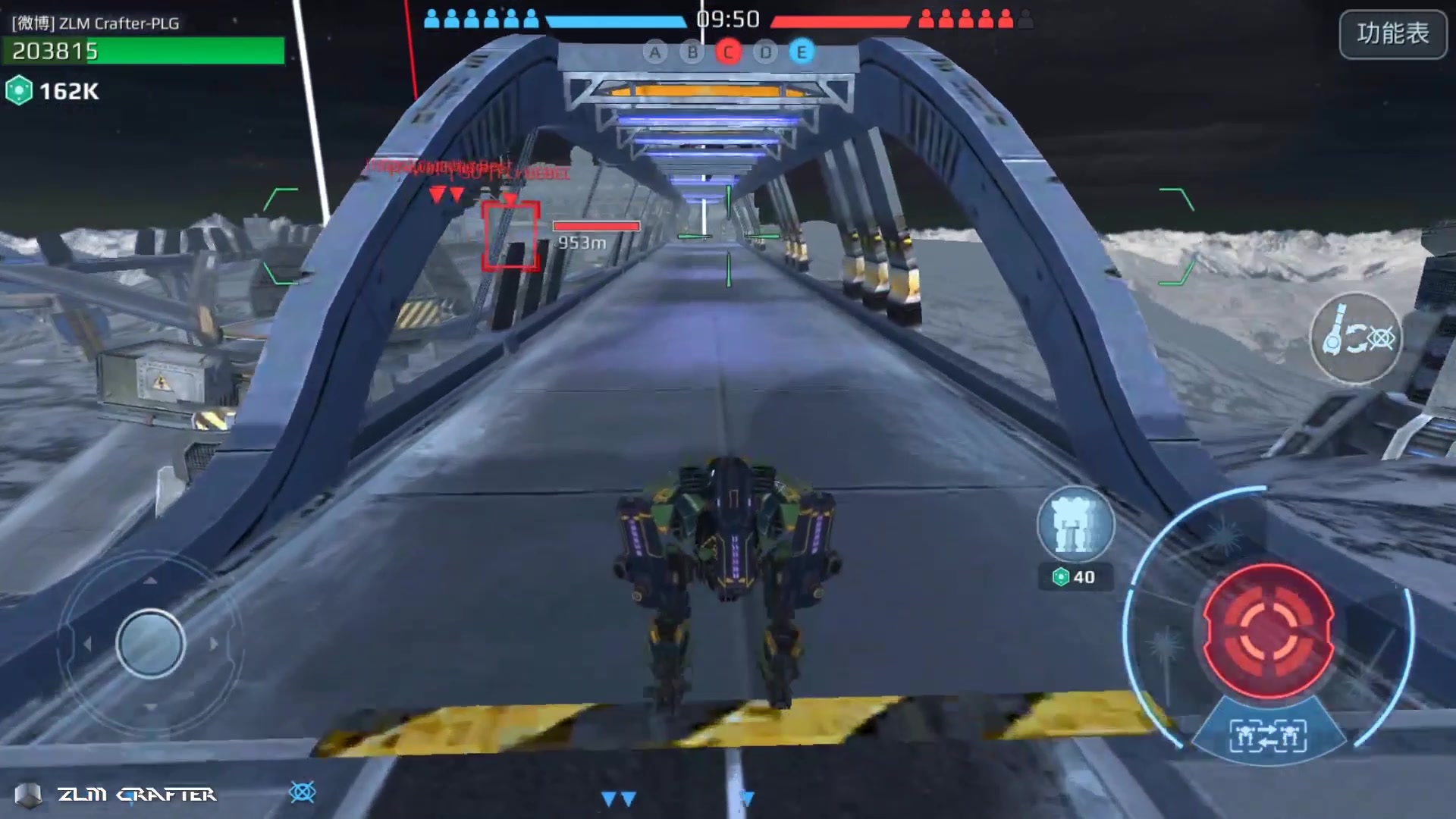 【War Robots】你想抢中塔?好的,我去抢你们家塔