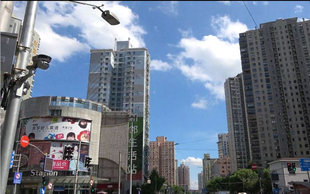 陆家浜路 步行&街拍 南车站路 至 方斜路 黄浦区 上海 (十一)