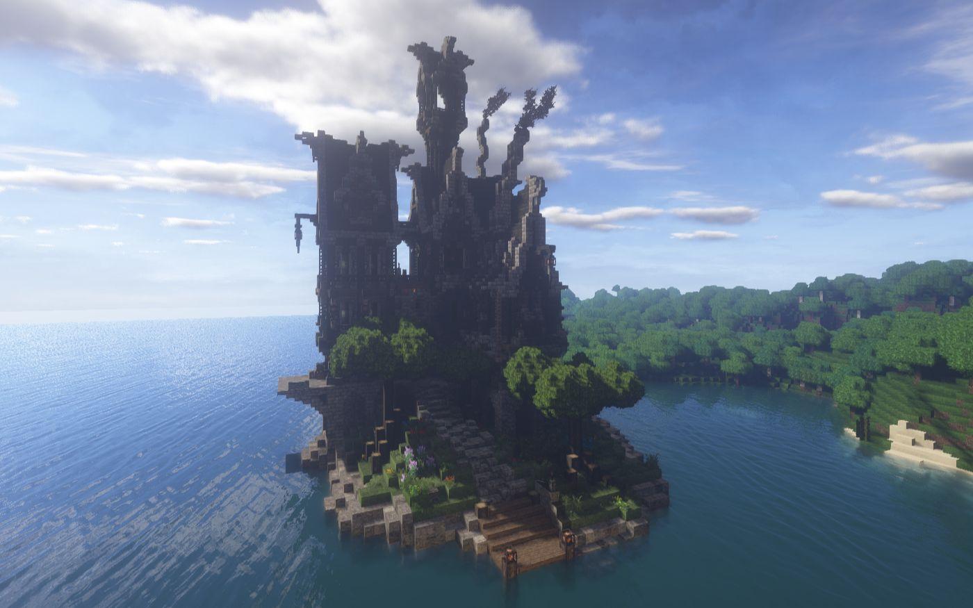 【Minecraft建筑】平 平 淡 淡 才 是 真