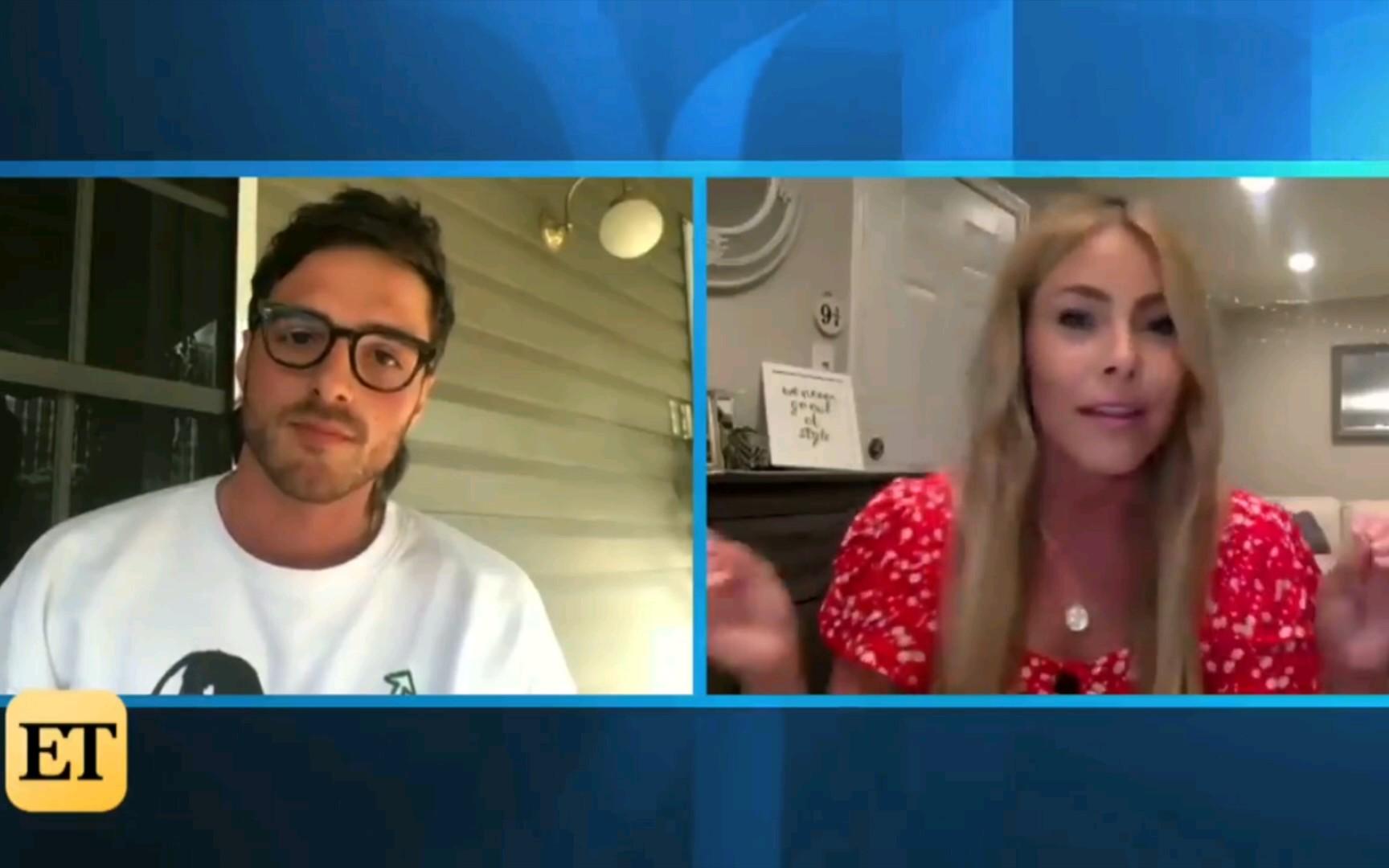 【生肉】Joey King和Jacob Elordi谈论好莱坞恋爱   亲吻亭2