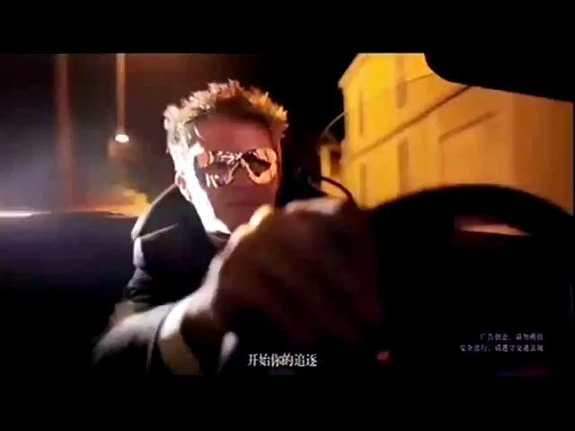 央视广告欣赏-(2012)奔驰SLK级敞篷跑车