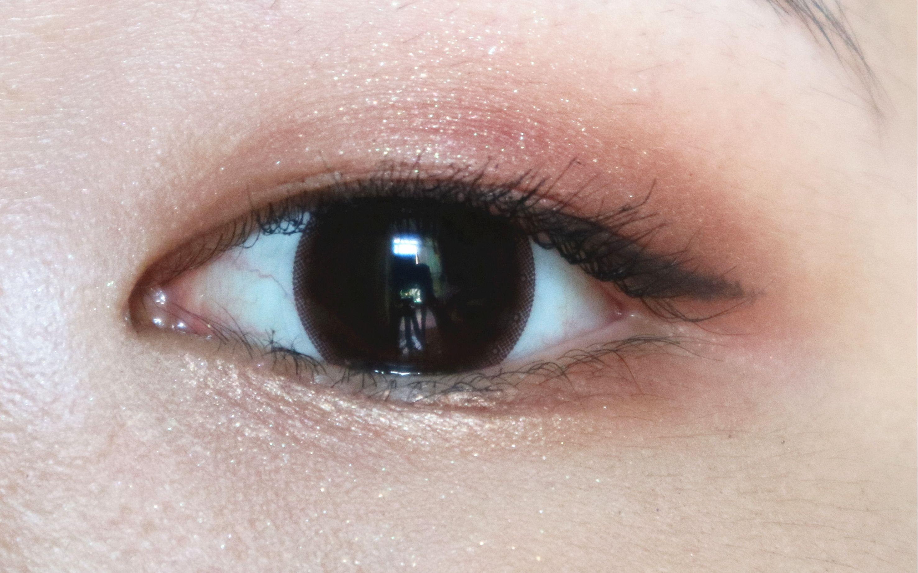 眼妆的画法视频_单眼皮 | 简单向的眼线画法_哔哩哔哩 (゜-゜)つロ 干杯~-bilibili
