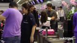AOMIKE Suvarnabhumi机场出发去韩国2016.03.22