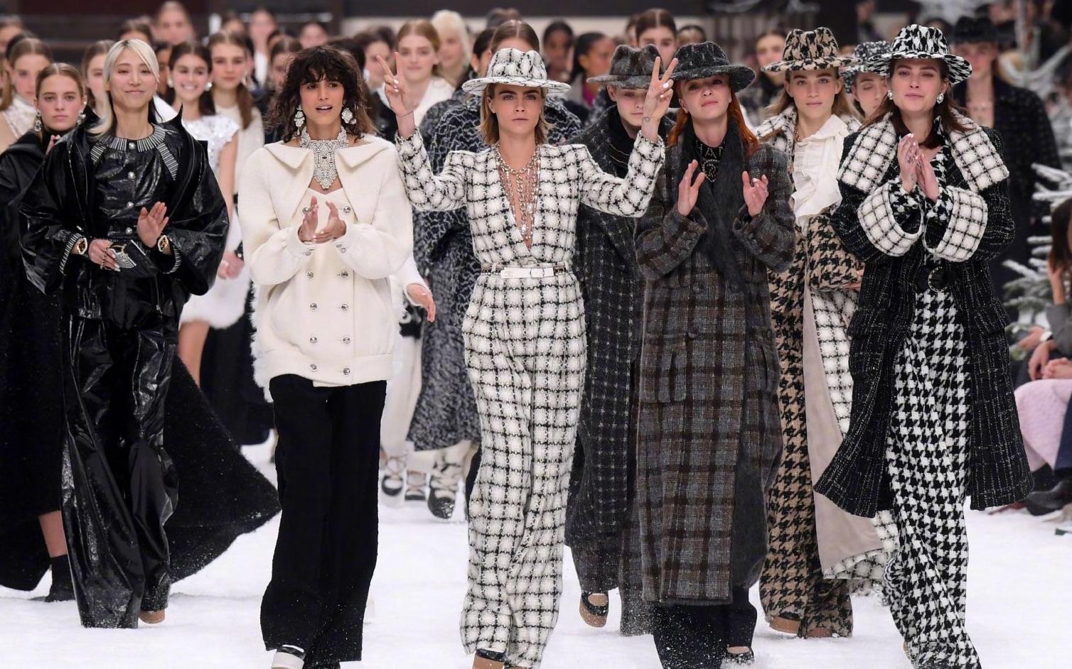 【Chanel(香奈儿)】【2019秋冬】【巴黎时装周】【Karl Lagerfeld老佛爷生前最后一个系列】