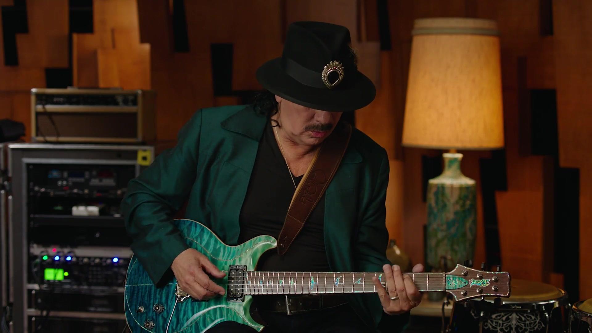 Carlos Santana Masterclass
