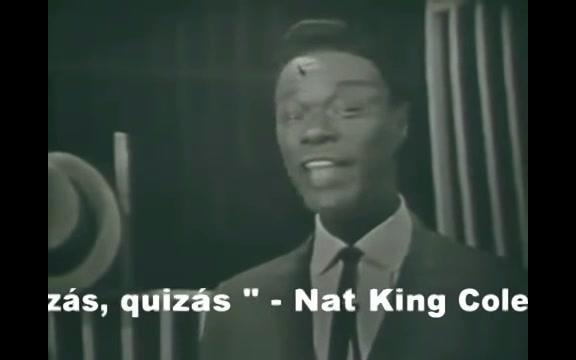 nat king cole quizas