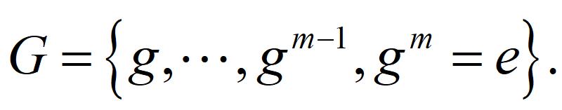 抽象代数(一)群、子群、对称群、同构等相关概念