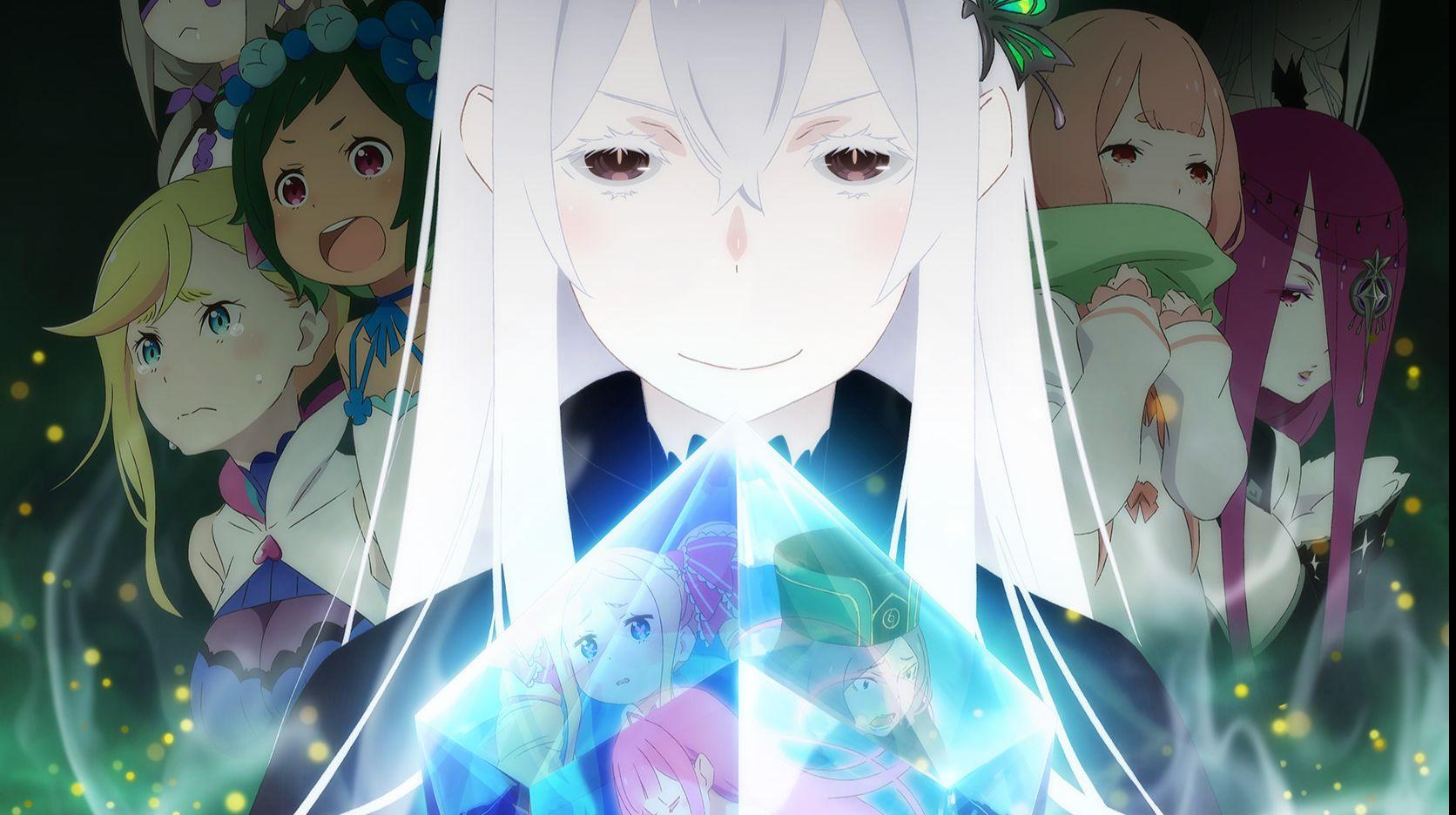 【Re0】第二季4章圣域篇疑难问题整理