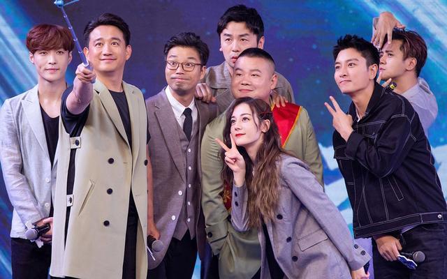 《极限挑战5》导演回应迪丽热巴争议:从来都不排斥女性嘉宾!