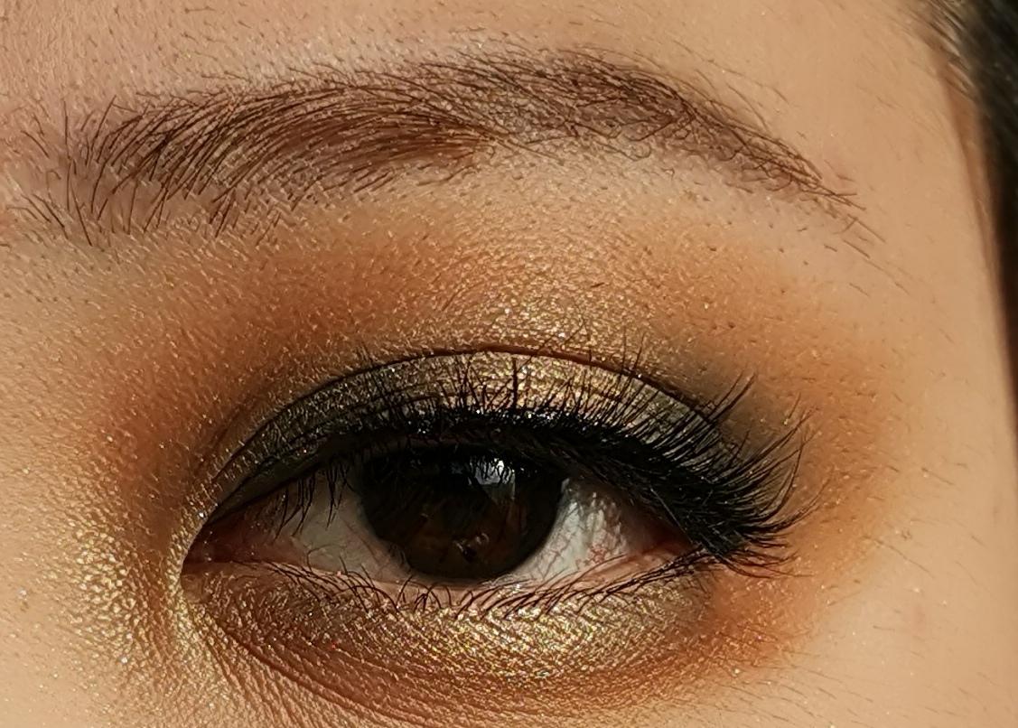 yyds眼影 实测一下,看看这盘眼影到底值不值得买?(组图)插图12